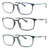 탄소 섬유 사원 8004를 가진 대중적인 Ultem 플라스틱 Eyewear 안경알 광학 프레임