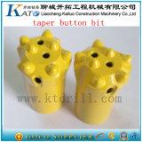 Outil à pastilles de Tipe de carbure de tungstène de 7 boutons