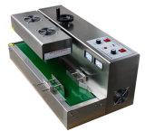 De automatische Ononderbroken Verzegelende Machine van de Inductie met MiniTransportband (25110mm)