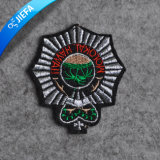 Novo design Custom Self-Adhesive Embroidery Patch for Uniforms