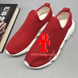 Chaussure de course 35-39yards rouge et 35-43yards noir de loisirs occasionnels de Baleniaga