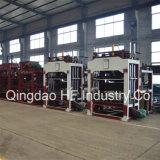 Gebäude-Geräten-Höhlung-Blöcke, die automatische hydraulische Betonstein-Maschine der Maschinen-Qt4-20c halb formen