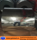 A lantejoula zero galvanizou a bobina de aço para refrigeradores