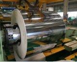 Cr 430 bobinas de acero inoxidable con acabado satinado para fregadero (430 2B)