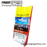 プラスチック包装の適用範囲が広いプラスチックドッグフードの袋