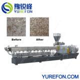ペットびんの薄片のための洗浄の粒状になるペレタイジングを施す機械をリサイクルするプラスチック