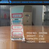 frasco super do polonês de prego do vidro de sílex 5ml-13ml com tampão