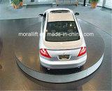 Turntable автомобиля Revoling для стоянкы автомобилей и индикации