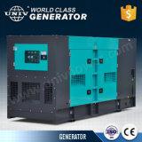 Конструкция Denyo двигатель Perkins 13ква звуконепроницаемых дизельных генераторах