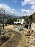 살기를 위한 Prefabricated 강철 건물