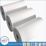 Papier en pierre anti-calorique