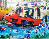 Parco divertimenti attrezzatura Rotary Aircraft Park giri in aereo