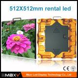 P4 SMD RGB a todo color de la Junta pantalla LED de alquiler al aire libre