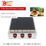 Minimaschinen-Gas holländischer Poffertjes Hersteller des kuchen-100PCS auf Verkauf