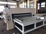 Máquina de entalho e cortando da impressão da caixa da cor do alimentador 2 de China