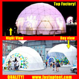 Tenda di alluminio della cupola geodetica del diametro 10m del blocco per grafici dei creatori per l'evento esterno
