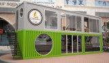 Contenitore modulare del panino, caffetteria del contenitore