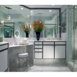 Wall, Flooring (YQZ-MT1006)를 위한 새로운 Polished Marble Stone Floor Tile