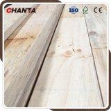 LVL laminado de la madera de construcción de la chapa para la construcción