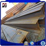 Columnas de acero soldadas de la sección prefabricada de H para el taller de la estructura de acero