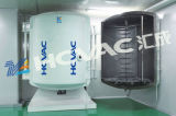 De vacuüm Machine van de Deklaag Metalization voor Kosmetisch GLB