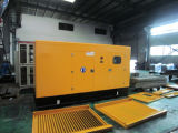 Three Phase 1500rpm/1000kw Soundproof Style Diesel Generator Set