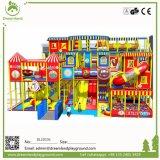 子供の商業金庫のための卸し売りおもちゃは屋内運動場装置をからかう