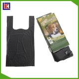 Sachet en plastique le plus neuf en gros de sac d'animal familier/sac de rebut d'animal familier