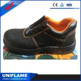 Pattini di sicurezza di cuoio poco costosi Ufe003