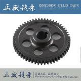 Изготовление цепного колеса хорошего качества, латунный поставщик фабрики цепного колеса мотоцикла