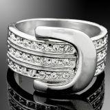 Kristallen kleurrijke Ringen - 3