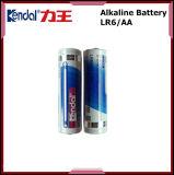 Lr6 AA電池は1.5V乾燥したセルアルカリ電池である3