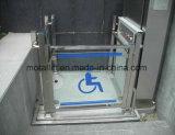 Подъем домашней лестницы вертикальный для инвалид