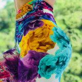 Nova impressão digital de venda quente ioga exercício apertado em execução Fitness Dance Suit Perneiras Ioga Pants Mulheres