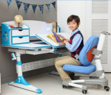 Ergonomischer Kind-Studien-Schreibtisch mit mit Regal