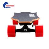 "Versão nova Hoverboard de quatro rodas ""trotinette"" elétrico de Stakeboard de Koowheel/balanço"