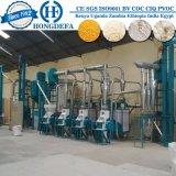 30tons par machine d'usine de moulin du maïs 24h pour le Kenya