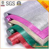 Металлической ткань прокатанная пленкой Non сплетенная для мешка делая материал