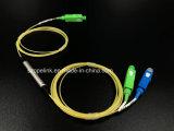 Tubo d'acciaio 2.0mm di CWDM 1550nm Sc/Upc-Sc/APC 1.5m