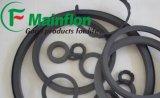 Bronze/carbone/graphite/verre rempli joint torique d'étanchéité PTFE / pièces de forme personnalisée