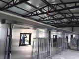 Stainelessの鋼鉄冷蔵室のきれいな冷蔵室