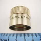 Anillo modificado para requisitos particulares del acero inoxidable del collar de la serie del laser B del nudo de la alta precisión del CNC que trabaja a máquina para el componente costa afuera de la máquina de la industria