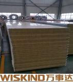 中国Wiskind壁および屋根のためのHeat-Insulated堅いPUサンドイッチパネル