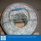 熱い浸された電流を通された二重ねじれの有刺鉄線