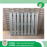 Bandeja de alumínio personalizada para armazenamento de armazém com aprovação Ce