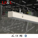 중단되는 1.5m 고품질 LED 선형/천장 빛 펀던트 점화 보장 5 년