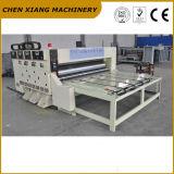 La Chine Chargeur 2 carton de couleur de l'impression et de machine de découpage à l'emporte-pièce à mortaiser
