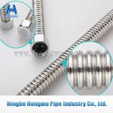 MetallEdelstahl-gewölbter flexible Rohr-Schlauch