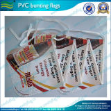 0.150.3mm pvc Bunting Flags, Advertentie Buning Flags (NF11P03004)