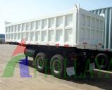Caja fuerte final volquete camión semi remolque trasero Dumper
